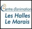 le centre d'animation des Halles - Le Marais